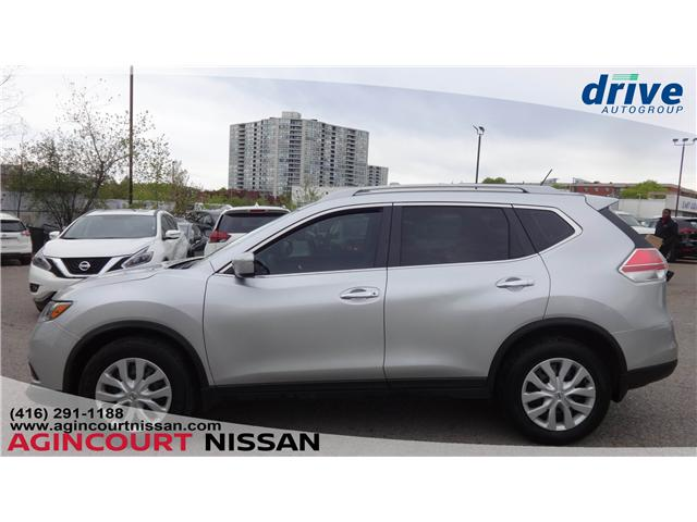 2014 Nissan Rogue S (Stk: JN525027A) in Scarborough - Image 2 of 19
