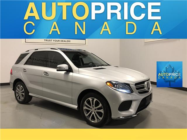 2016 Mercedes-Benz GLE-Class Base (Stk: W0340) in Mississauga - Image 1 of 30