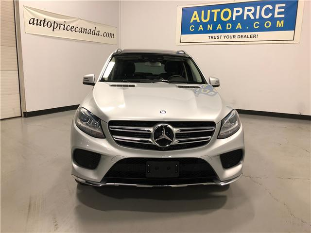 2016 Mercedes-Benz GLE-Class Base (Stk: W0340) in Mississauga - Image 2 of 30