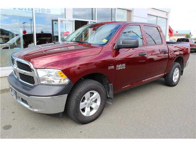 2017 RAM 1500 ST (Stk: P0181) in Nanaimo - Image 1 of 8