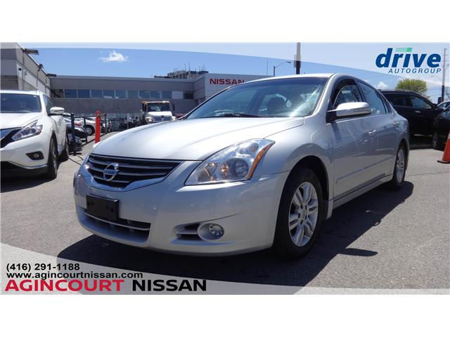 2012 Nissan Altima 2.5 S (Stk: KC586307A) in Scarborough - Image 1 of 17