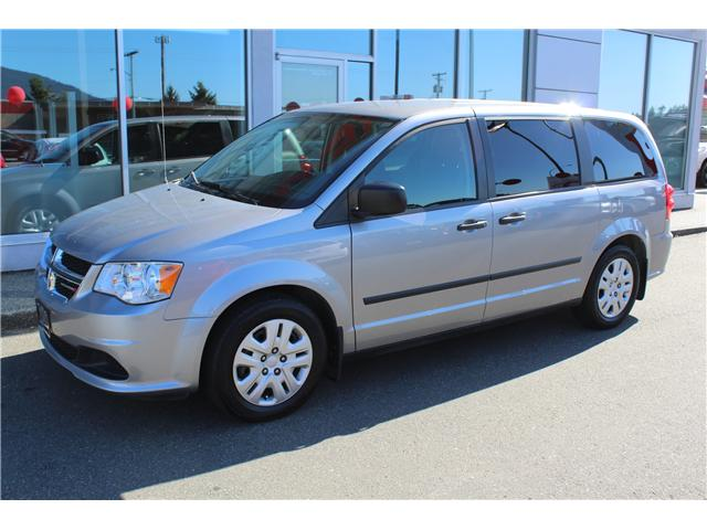 2016 Dodge Grand Caravan 29E Canada Value Package (Stk: P0170) in Nanaimo - Image 1 of 10