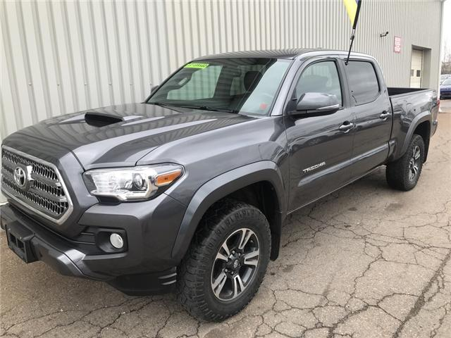 2016 Toyota Tacoma SR5 (Stk: X4686A) in Charlottetown - Image 1 of 23