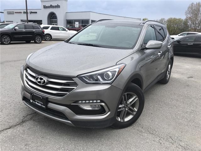 2018 Hyundai Santa Fe Sport 2.4 Premium (Stk: 24104S) in Newmarket - Image 1 of 22