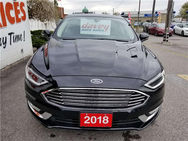 2018 Ford Fusion Titanium (Stk: 19-340) in Oshawa - Image 2 of 15