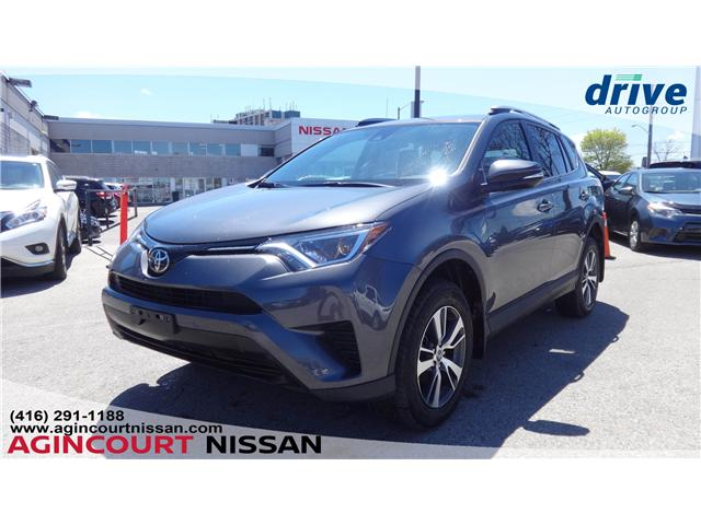 2018 Toyota RAV4 LE (Stk: U12520R) in Scarborough - Image 1 of 20