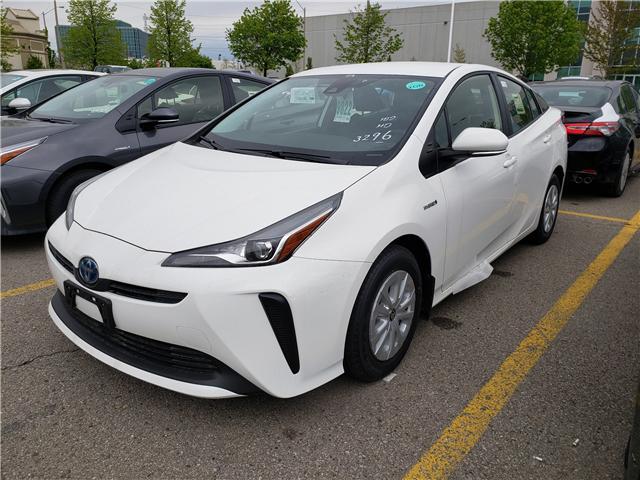 2019 Toyota Prius Base (Stk: 9-822) in Etobicoke - Image 1 of 14