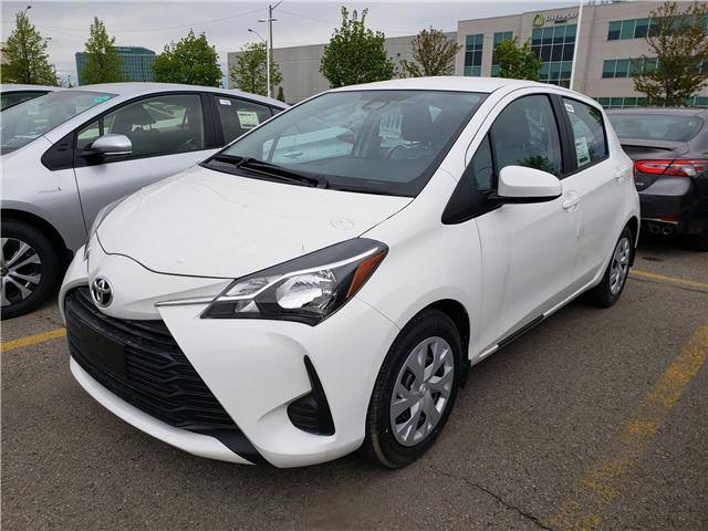 2019 Toyota Yaris LE (Stk: 9-879) in Etobicoke - Image 1 of 16