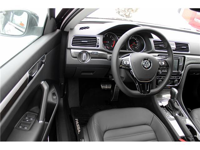 2019 Volkswagen Passat Wolfsburg Edition (Stk: 69281) in Saskatoon - Image 8 of 21