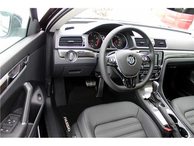 2019 Volkswagen Passat Wolfsburg Edition (Stk: 69281) in Saskatoon - Image 9 of 21
