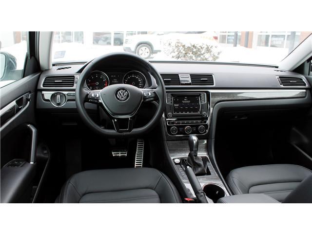 2019 Volkswagen Passat Wolfsburg Edition (Stk: 69281) in Saskatoon - Image 12 of 21