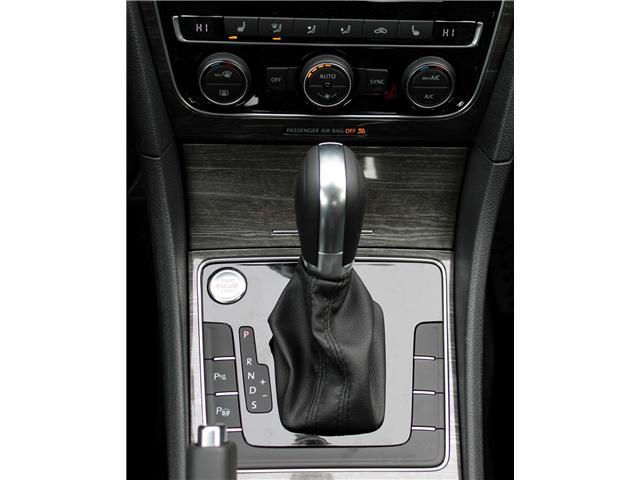 2019 Volkswagen Passat Wolfsburg Edition (Stk: 69281) in Saskatoon - Image 11 of 21
