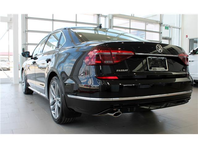 2019 Volkswagen Passat Wolfsburg Edition (Stk: 69281) in Saskatoon - Image 4 of 21