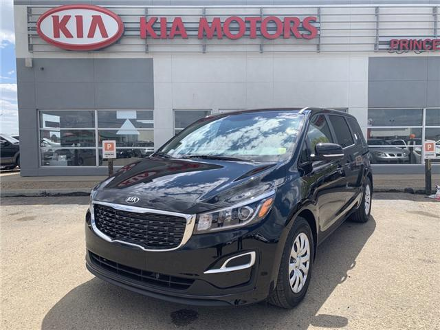 2019 Kia Sedona L (Stk: B4113) in Prince Albert - Image 1 of 16