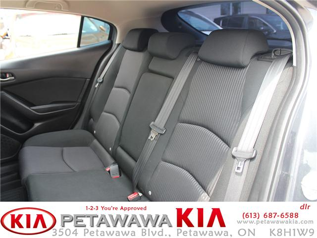 2016 Mazda Mazda3 Sport GS (Stk: 20012-1) in Petawawa - Image 14 of 16
