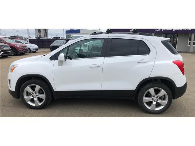 2013 Chevrolet Trax LTZ (Stk: P0976) in Edmonton - Image 1 of 14