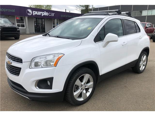 2013 Chevrolet Trax LTZ (Stk: P0976) in Edmonton - Image 2 of 14