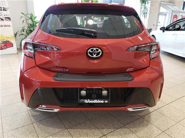 2019 Toyota Corolla Hatchback SE Upgrade Package (Stk: 9-842) in Etobicoke - Image 3 of 9