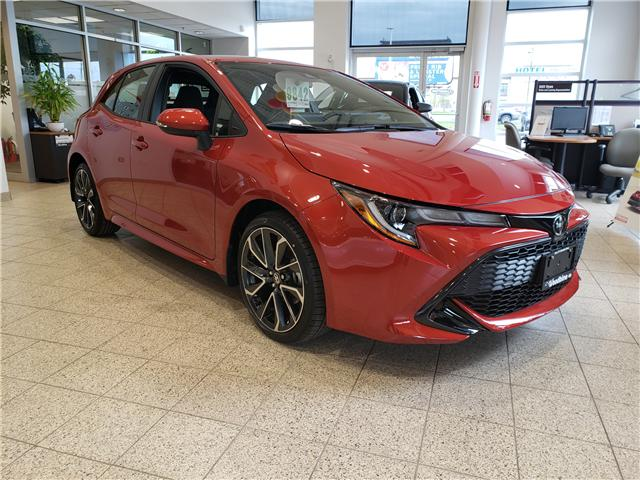 2019 Toyota Corolla Hatchback SE Upgrade Package (Stk: 9-842) in Etobicoke - Image 1 of 9
