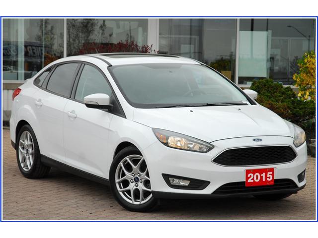 2015 Ford Focus SE (Stk: 147920X) in Kitchener - Image 2 of 17