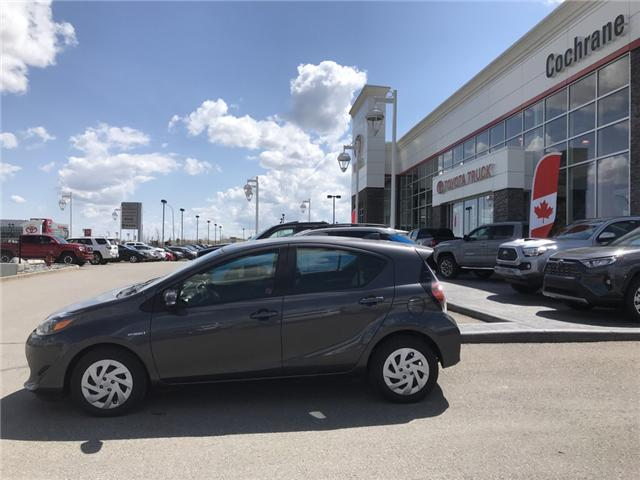 2018 Toyota Prius C Base (Stk: 2856) in Cochrane - Image 2 of 14