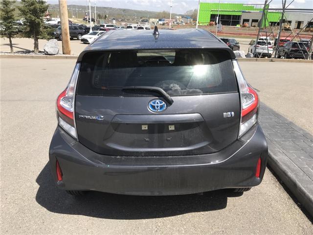 2018 Toyota Prius C Base (Stk: 2856) in Cochrane - Image 4 of 14