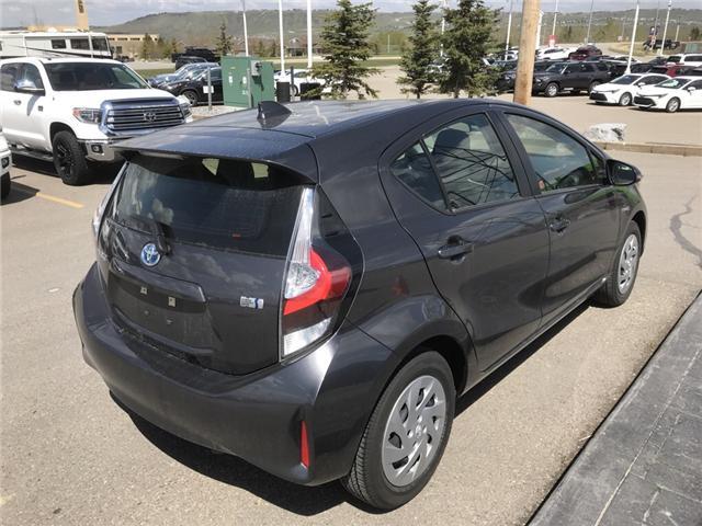 2018 Toyota Prius C Base (Stk: 2856) in Cochrane - Image 5 of 14