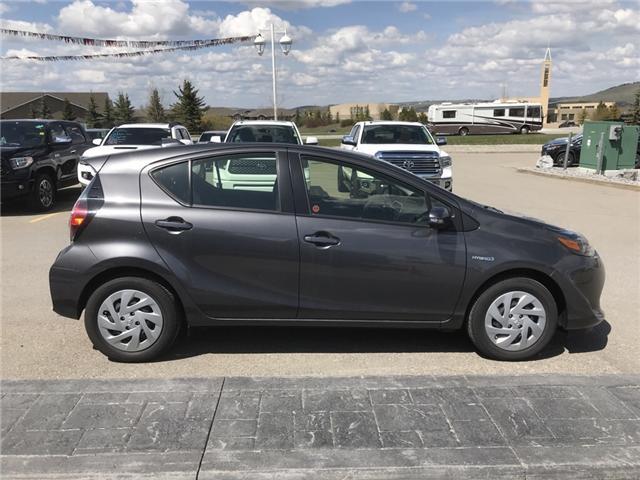 2018 Toyota Prius C Base (Stk: 2856) in Cochrane - Image 6 of 14