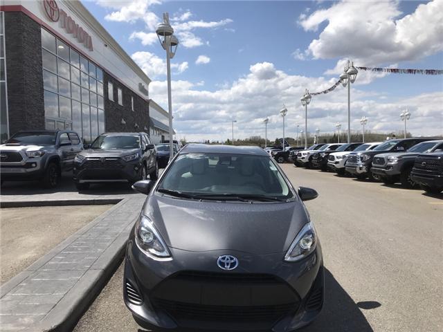2018 Toyota Prius C Base (Stk: 2856) in Cochrane - Image 8 of 14