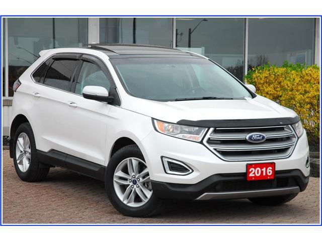 2016 Ford Edge SEL (Stk: 147960) in Kitchener - Image 2 of 19