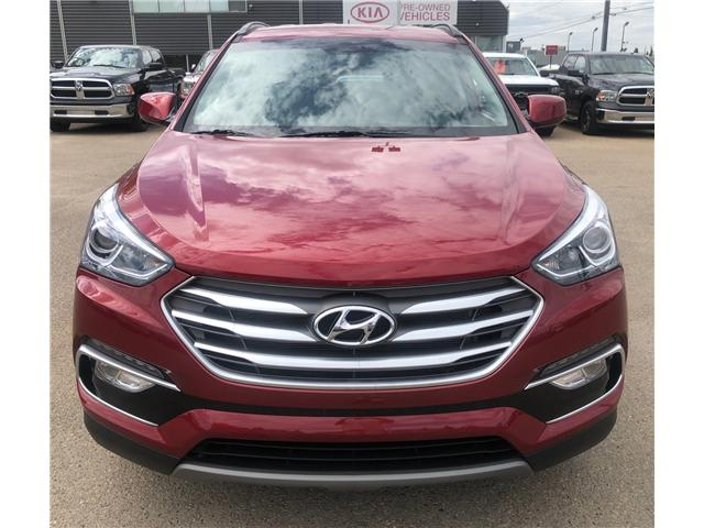 2018 Hyundai Santa Fe Sport 2.4 Base (Stk: P0879) in Edmonton - Image 3 of 14