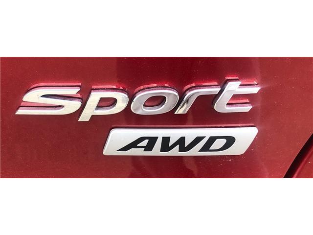 2018 Hyundai Santa Fe Sport 2.4 Base (Stk: P0879) in Edmonton - Image 6 of 14