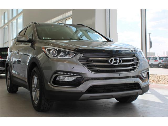 2017 Hyundai Santa Fe Sport 2.4 Luxury (Stk: V7145) in Saskatoon - Image 1 of 7