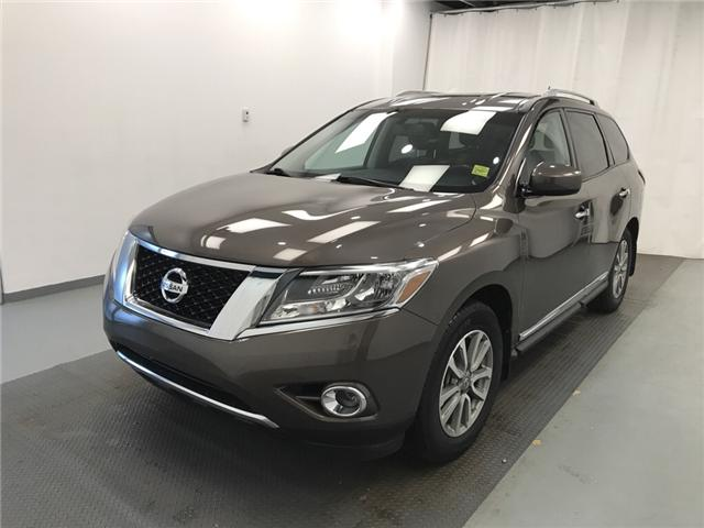 2015 Nissan Pathfinder  (Stk: 205618) in Lethbridge - Image 1 of 27
