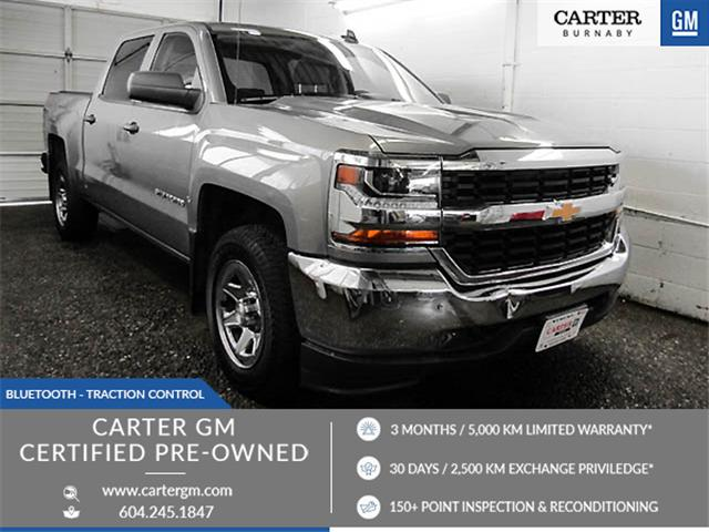 2017 Chevrolet Silverado 1500 LS (Stk: N7-66421) in Burnaby - Image 1 of 19