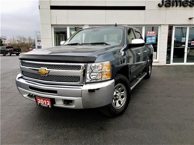 2012 Chevrolet Silverado 1500 LS (Stk: N1937A) in Timmins - Image 1 of 10