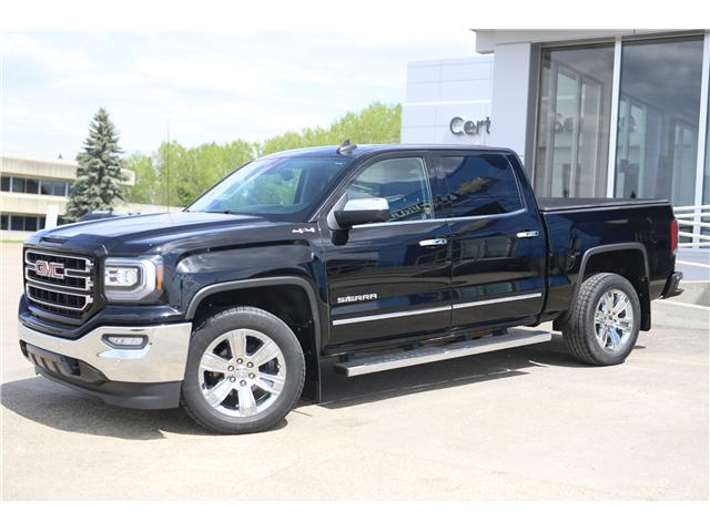 2017 GMC Sierra 1500 SLT (Stk: 50876) in Barrhead - Image 2 of 29