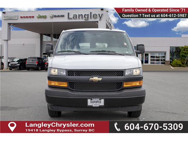 2018 Chevrolet Express 2500 Work Van (Stk: EE908810) in Surrey - Image 2 of 22
