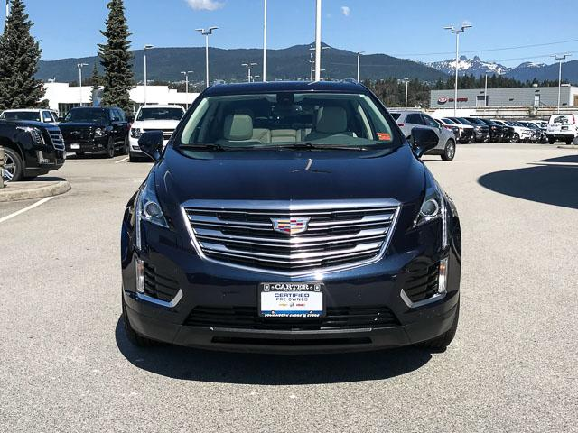 2017 Cadillac XT5 Luxury (Stk: 9D62891) in North Vancouver - Image 9 of 23