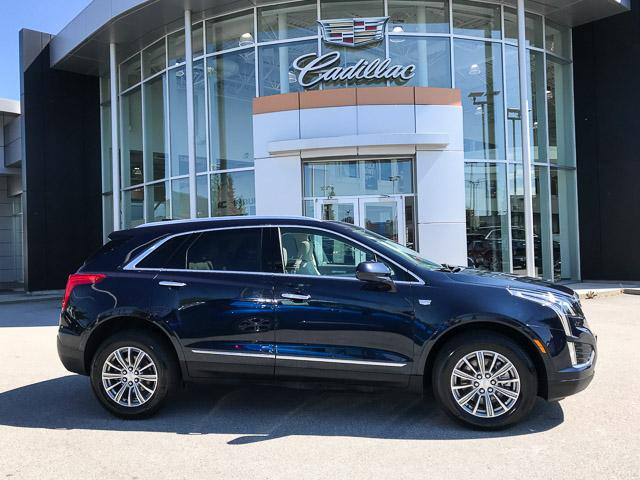 2017 Cadillac XT5 Luxury (Stk: 9D62891) in North Vancouver - Image 3 of 23