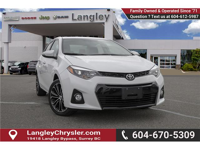 2015 Toyota Corolla CE (Stk: K650098A) in Surrey - Image 1 of 24