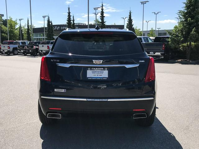 2017 Cadillac XT5 Luxury (Stk: 9D62891) in North Vancouver - Image 5 of 23