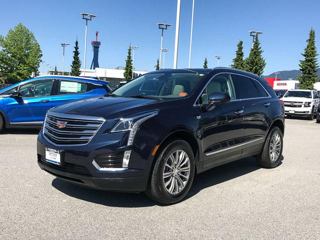 2017 Cadillac XT5 Luxury (Stk: 9D62891) in North Vancouver - Image 8 of 23