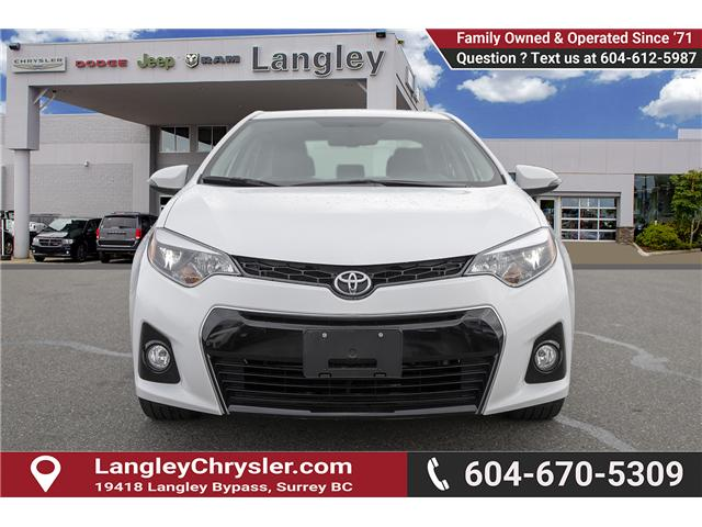 2015 Toyota Corolla CE (Stk: K650098A) in Surrey - Image 2 of 24
