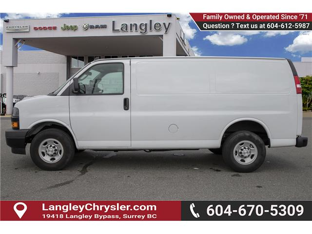2018 Chevrolet Express 2500 Work Van (Stk: EE908810) in Surrey - Image 4 of 22
