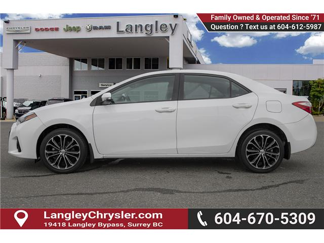 2015 Toyota Corolla CE (Stk: K650098A) in Surrey - Image 4 of 24