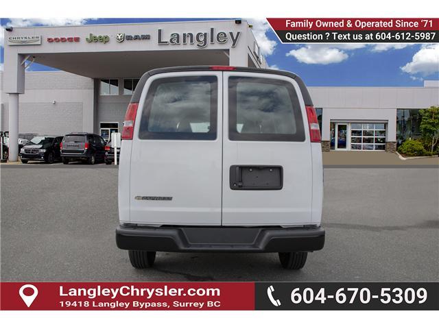 2018 Chevrolet Express 2500 Work Van (Stk: EE908810) in Surrey - Image 5 of 22