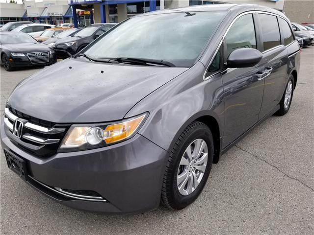2014 Honda Odyssey EX (Stk: ) in Concord - Image 2 of 26