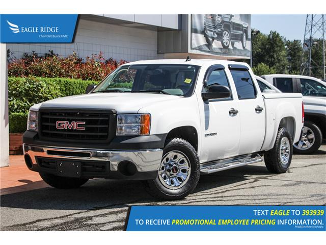 2010 GMC Sierra 1500 WT (Stk: 109652) in Coquitlam - Image 1 of 12