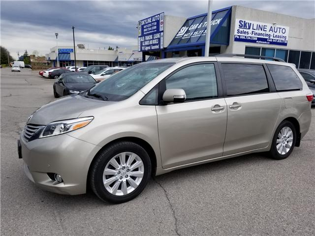 2015 Toyota Sienna XLE 7 Passenger (Stk: ) in Concord - Image 1 of 30